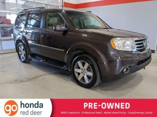 Used 2014 Honda Pilot Touring for sale in Red Deer, AB