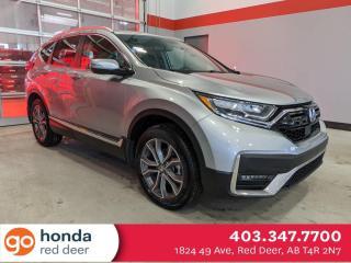 New 2021 Honda CR-V Touring for sale in Red Deer, AB