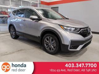 New 2021 Honda CR-V Sport for sale in Red Deer, AB