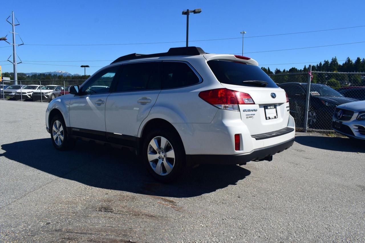 2012 Subaru Outback 3.