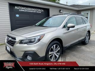 Used 2018 Subaru Outback 2.5i Limited LIMITED - NAV - HEATED LEATHER - SUNROOF for sale in Kingston, ON