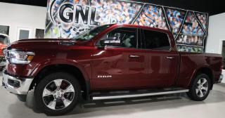 Used 2019 RAM 1500 Laramie- 12 inch TOUCH SCREEN LOADED for sale in Concord, ON