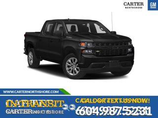 New 2021 Chevrolet Silverado 1500 Custom for sale in North Vancouver, BC