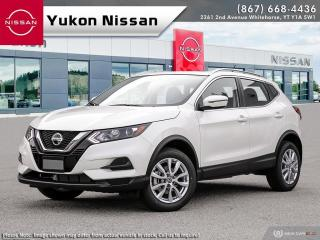 New 2021 Nissan Qashqai SL for sale in Whitehorse, YT