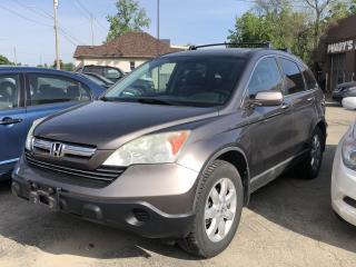 Used 2009 Honda CR-V EX-L for sale in Cambridge, ON