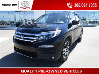 Used 2017 Honda Pilot Touring for sale in Moose Jaw, SK