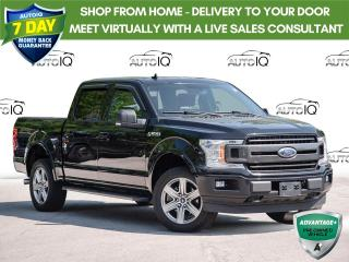 Used 2018 Ford F-150 XLT 5.0 L V8   |   Navigation   |   Sport Package for sale in St Catharines, ON