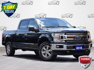 Used 2018 Ford F-150 XLT 4WD | 5.0L V8 | A/C | TRAILER TOW PACKAGE for sale in Waterloo, ON