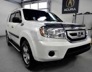 Used 2011 Honda Pilot 8 PASS,NO ACCIDENT,LX MODEL,MINT for sale in North York, ON
