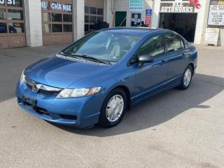 Used 2009 Honda Civic Sdn 4dr Auto DX-G for sale in Caledon, ON