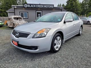 Used 2007 Nissan Altima S for sale in Black Creek, BC