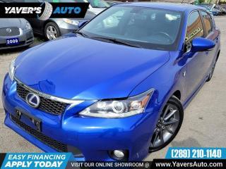 Used 2012 Lexus CT 200h Premium for sale in Hamilton, ON