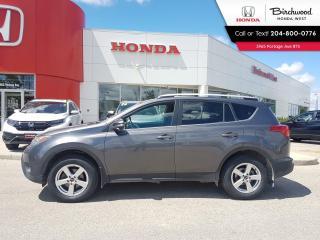 Used 2014 Toyota RAV4 XLE for sale in Winnipeg, MB