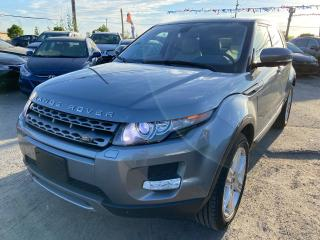 Used 2013 Land Rover Range Rover Evoque Pure Premium for sale in Gloucester, ON