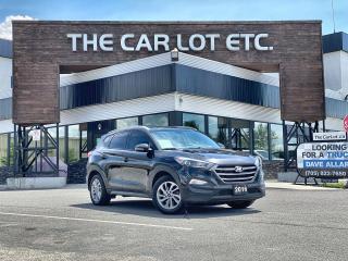 Used 2016 Hyundai Tucson Premium AWD!! HEATED SEATS!! BLIND-SPOT WARNING!! HEATED REAR SEATS! for sale in Sudbury, ON