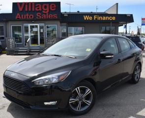 Used 2018 Ford Focus CRUISE CONTROL! DUAL A/C! BACK UP CAMERA! for sale in Saskatoon, SK