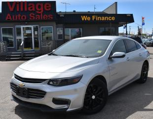 Used 2018 Chevrolet Malibu LT CRUISE CONTROL! A/C! BACK UP CAMERA! for sale in Saskatoon, SK