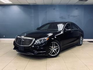 Used 2015 Mercedes-Benz S-Class S550 Nav 360 Camera ACC HUD Lane Assist Massage  for sale in North York, ON