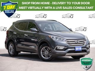 Used 2018 Hyundai Santa Fe Sport 2.4 SE Leather   |   Navigation   |   Brand New Tires! for sale in St Catharines, ON