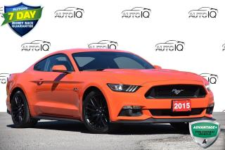 Used 2015 Ford Mustang GT Premium GT PERFORMANCE PACKAGE  RECARO SEATS for sale in Kitchener, ON