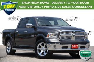 Used 2017 RAM 1500 Laramie LEATHER | MOONROOF | NAVIGATION for sale in Kitchener, ON