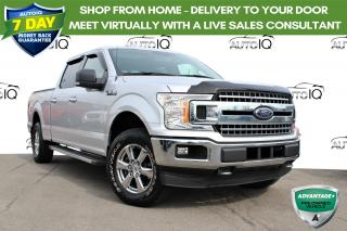Used 2018 Ford F-150 XLT 5.0L V8! CREW CAB 4X4 LONG BOX! SUNROOF!  NAVIGATION for sale in Hamilton, ON