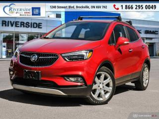 Used 2019 Buick Encore Essence for sale in Brockville, ON