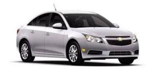 Used 2012 Chevrolet Cruze LT Turbo for sale in Forest, ON