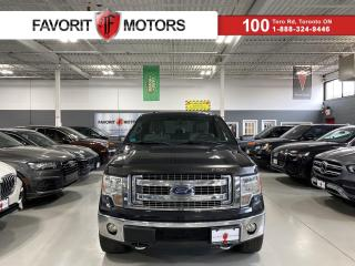 Used 2013 Ford F-150 XLT SuperCrew|4X4|6SEATER|BEDLINER|CHROME ALLOYS|+ for sale in North York, ON