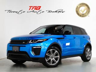 Used 2018 Land Rover Evoque LANDMARK EDITION I PANO I NAVI I CAM for sale in Vaughan, ON