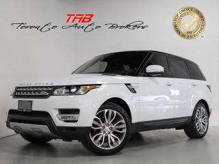 Used 2017 Land Rover Range Rover Sport HSE I 21 IN WHEELS I MERIDIAN I 21 IN WHEELS for sale in Vaughan, ON
