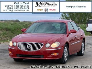 Used 2008 Buick Allure CXL  3.8L V6,HEATED LEATHER SEATS,REMOTE START,CLE for sale in Kipling, SK