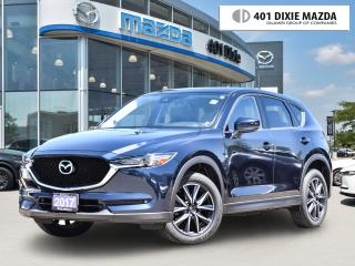 Used 2017 Mazda CX-5 GT ONE OWNER  NO ACCIDENTS  0.99% FINANCE AVAILABL for sale in Mississauga, ON