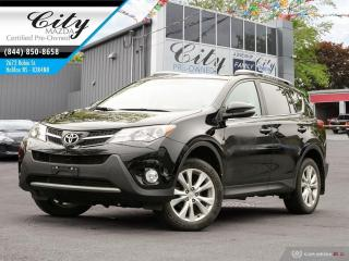 Used 2015 Toyota RAV4 LIMITED  for sale in Halifax, NS