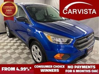 Used 2017 Ford Escape S - LOCAL VEHICLE/NO ACCIDENTS - for sale in Winnipeg, MB