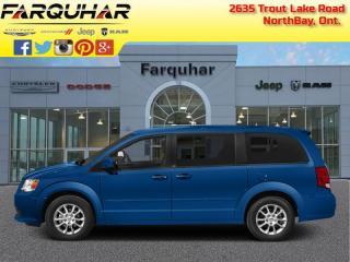 Used 2013 Dodge Grand Caravan SE - Siriusxm for sale in North Bay, ON