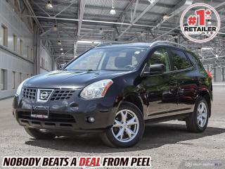 Used 2009 Nissan Rogue S for sale in Mississauga, ON