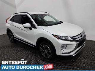Used 2018 Mitsubishi Eclipse Cross AWD - Bluetooth - Climatiseur - Caméra de Recul for sale in Laval, QC