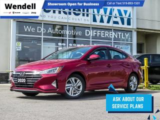 Used 2020 Hyundai Elantra Preferred Sun and Safety package for sale in Kitchener, ON