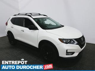 Used 2018 Nissan Rogue SV Midnight - AWD -Navigation - Toit Panoramique for sale in Laval, QC
