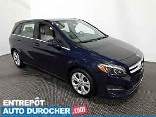 Used 2017 Mercedes-Benz B-Class B 250 Sports Tourer- AWD- Navigation - Climatiseur for sale in Laval, QC