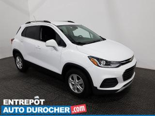 Used 2018 Chevrolet Trax LT - Apple/Android -  Bluetooth - Climatiseur for sale in Laval, QC