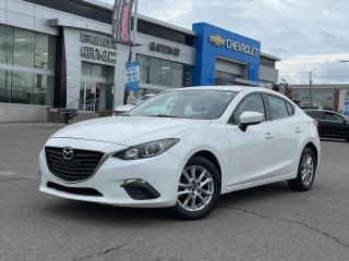 Used 2016 Mazda MAZDA3 GS / NAVIGATION / HEATED SEATS / ALLOY WHEELS / for sale in Brampton, ON