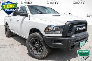 Used 2018 RAM 1500 Rebel NAVIGATION!! REMOTE START!! POWER SUNROOF!! for sale in Barrie, ON