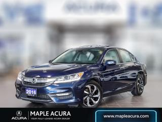 Used 2016 Honda Accord EX-L for sale in Maple, ON