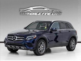 Used 2018 Mercedes-Benz GL-Class GLC 300 4MATIC Burmester Sound, Navi, 360 Camera, Panoramic for sale in Concord, ON