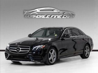 Used 2017 Mercedes-Benz E-Class E300 4MATIC AMG Pkg, Navigation, Panoramic, Blind Spot for sale in Concord, ON