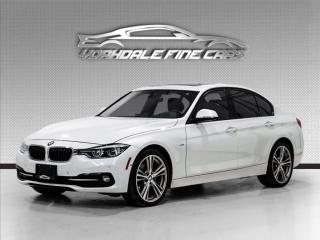 Used 2016 BMW 3 Series 328d xDrive, Sport Line, 360 Cam, Navi, HUD, Loaded for sale in Concord, ON