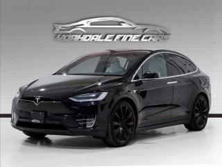 Used 2017 Tesla Model X 75D AWD Auto Pilot, 22