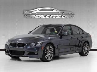Used 2017 BMW 3 Series 330i xDrive Red Interior, Premium Exhanced, HUD, Loaded for sale in Concord, ON